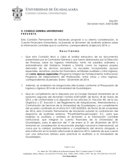 hac283 - Consejo General Universitario