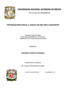 Informe Trabajo Titulación Eduardo Juárez