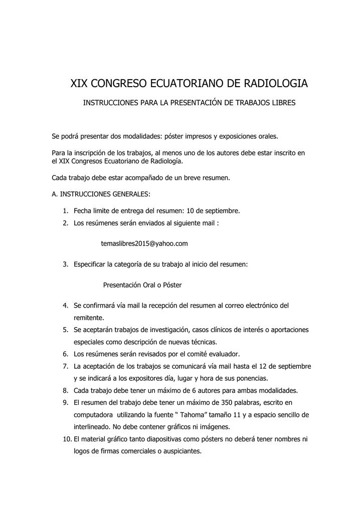 Clic para descargar FORMATO DE TEMAS LIBRES