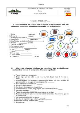 Anexo i 1 m dulo profesional control del - Aprovisionamiento de materias primas en cocina ...