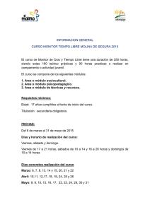 7f00fd9790 INFORMACION GENERAL - Ayuntamiento de Molina de Segura