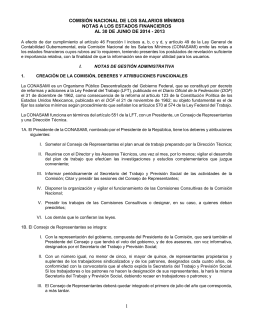 A. Normas de Información Financiera Gubernamental General para