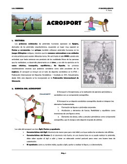 Acrosport - WordPress.com
