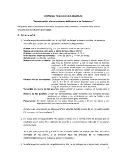 LICITACIÓN PÚBLICA 2010LA-000003