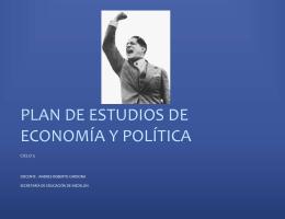 Ciclo 5 Economía - JVA 6 Ago
