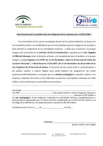 c09b92a638 El anteojo de Galileo - Repositorio Institucional del Ministerio de