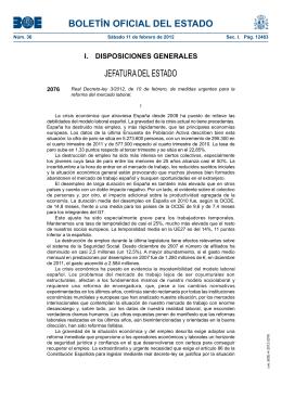 Reial decret 3/2012