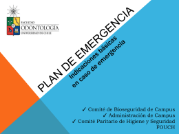 Descargar Plan de Emergencia FOUCH (Pdf)