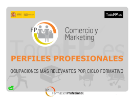 perfiles profesionales comercio y marketing