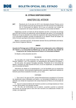 171110 orden asociacion municipios pl for Boe ministerio del interior
