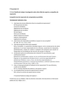 lista de equipos que no requieren permiso de internamiento