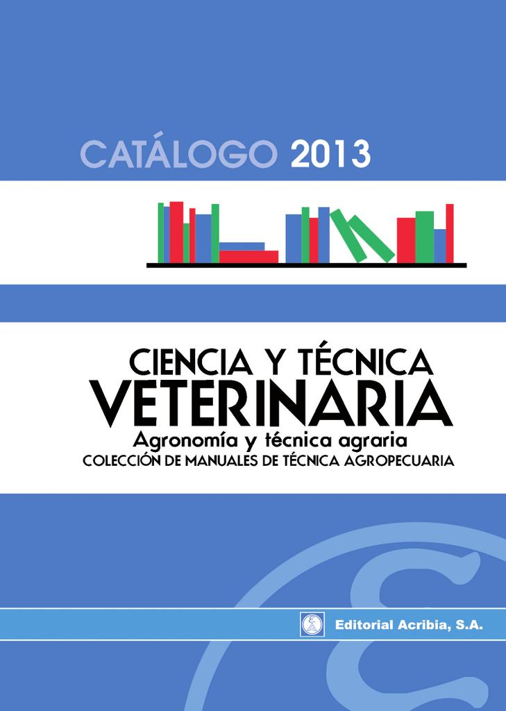 Veterinaria y AgronomÃa (pdf)