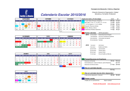Calendario ESCOLAR 2015, revisado - página web.pdf