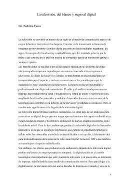 Vazza, Federico. La televisión, del blanco y negro al digital.pdf