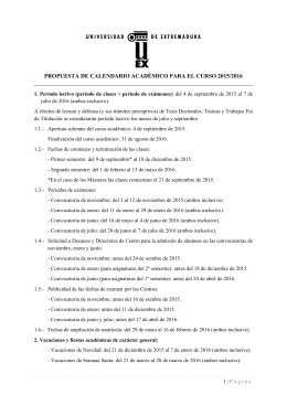 Descargar Documento: Calendario academico 2015-16