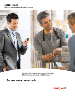 L5100 Commercial End User Brochure - Spanish