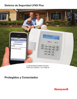 LYNX Plus End User Brochure - Spanish
