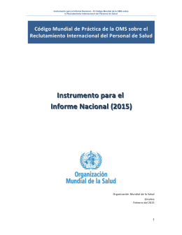 NRI guidelines implementation 2015 (Spanish) pdf, 406kb