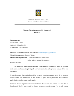 Dirección y Producción Documental.pdf