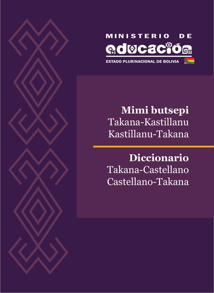 Butsepi Diccionario Kastillanu Mimi Takana mN0w8Ovn