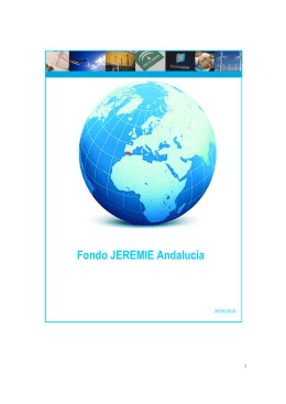 JEREMIE Fund Andalusia