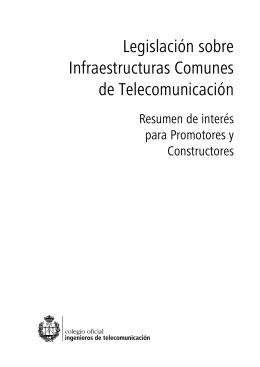 Los Promotores/Constructores y la Sociedad de la Información