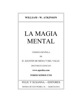 Atkinson William - La magia mental
