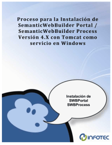 Instalación de SWB Portal-SWB Process en Windows
