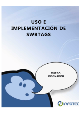 Uso e Implementación de SWBTags