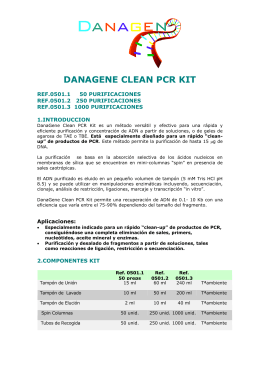 DANAGENE CLEAN PCR KIT
