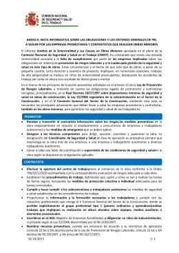 NOTA INFORMATIVA Obras Menores_ CNSST
