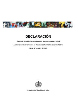 Spanish version pdf, 86kb