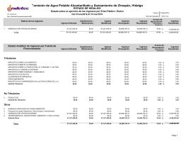 Comisión de Agua Potable Alcantarillado y Saneamiento de Zimapán, Hidalgo