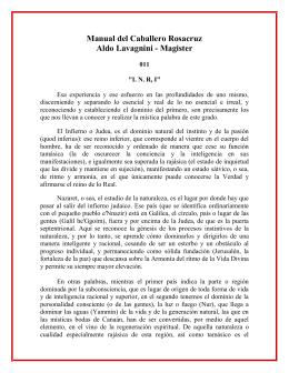 Manual del Caballero Rosa Cruz 11