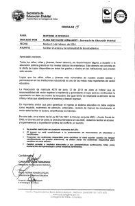 Download this file (CIRCULAR No 15 Facilitar el acceso y la continuidad de los estudiantes.pdf)