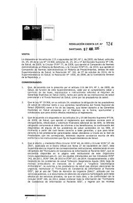 Ir a Resolución Exenta IF N° 124