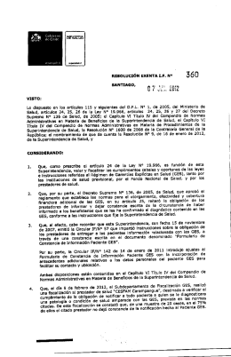 Ir a Resolución Exenta IF N° 360