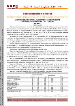 BOP CiudadReal.Occtal