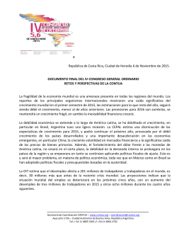 Documento Final - IV CGO