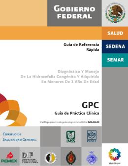 GPC  Guía de Referencia Rápida