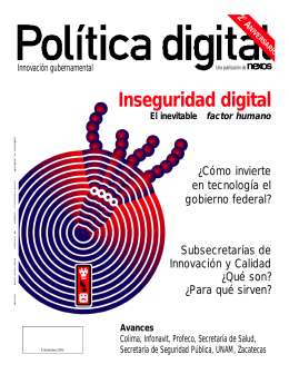 Inseguridad digital