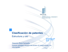 patent classification tools