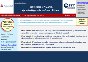 Eje estratégico de las Smart Cities
