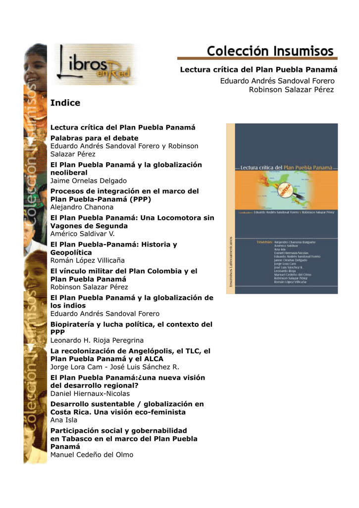 Lectura critica del Plan Puebla Panama.pdf