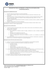 Requisitos Intervencionismo