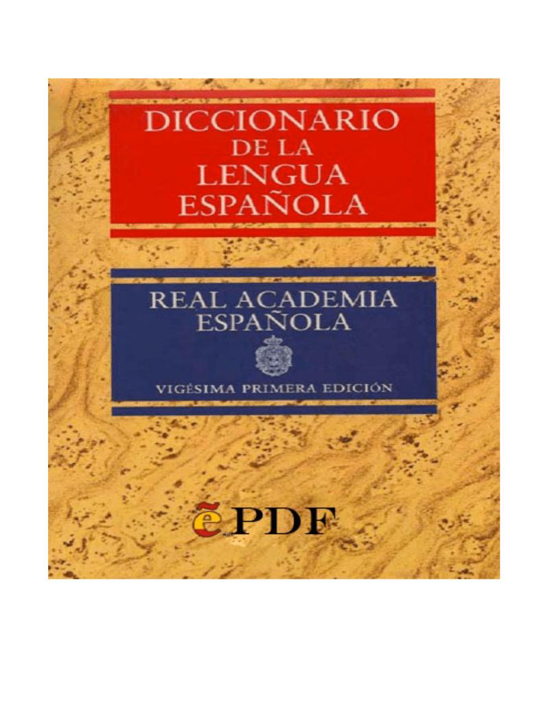 b96d4465cb8d Diccionario de la Lengua Espanola A Real Academia Espanola v15.2