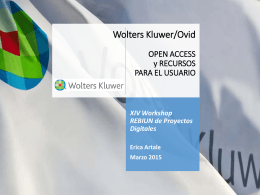Wolters Kluwer Open Access presentation 2015.pdf