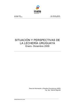Informe de Coyuntura 2009