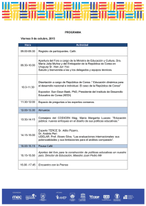 Programa Foro Educativo
