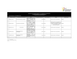 Ver I.1 Procesos precontractuales Febrero 2014 - Publicado 14/03/2014